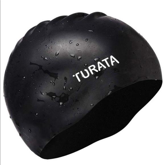 Turata Other - Turata Unisex Swim Cap